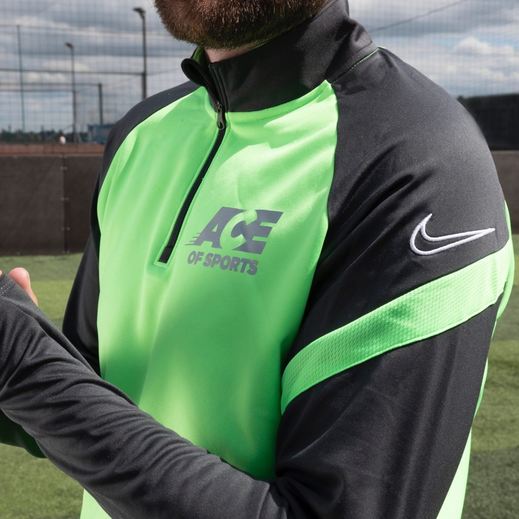 Ace Of Sports Nike 2020/21 Pro Zip-up Top